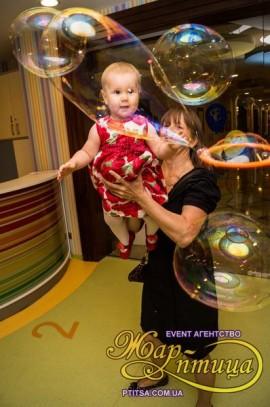 Пузыри. Шоу мыльных пузырей