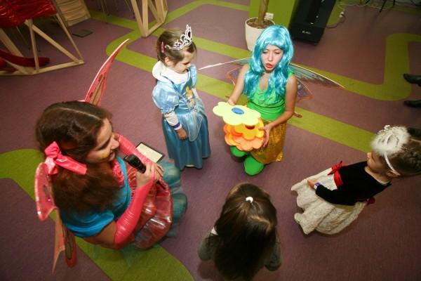 """Программа детского праздника """"Винкс"""""""
