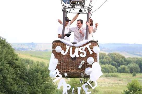 Идеи необычной свадьбы в Днепропетровске