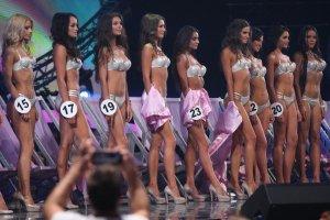 Конкурсы красоты 3 ивент агентство Птица Днепр