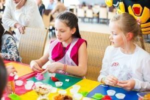 Детские праздники 7 ивент агентство Птица Днепр