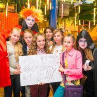 Fashion party 1 ивент агентство Птица Днепр