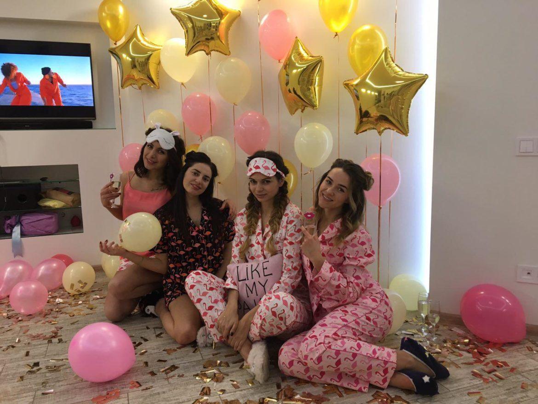 гараже, справить день рождения в пижамном стиле фото то, основном