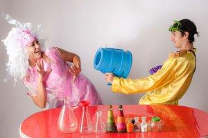 Детские праздники 9 ивент агентство Птица Днепр