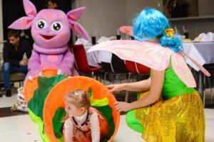 Детские праздники 1 ивент агентство Птица Днепр