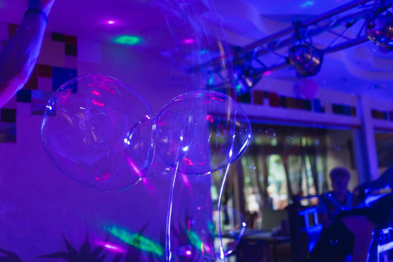 Шоу мыльных пузырей 13 ивент агентство Птица Днепр