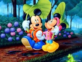 Программа на детский праздник. Микки и Минни Маус